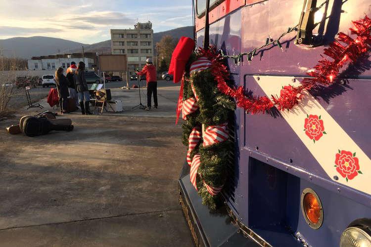 Crozet Trolley Christmas 2018